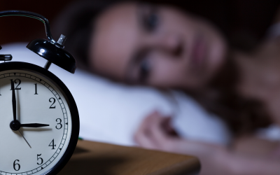 Worry Less, Sleep More.